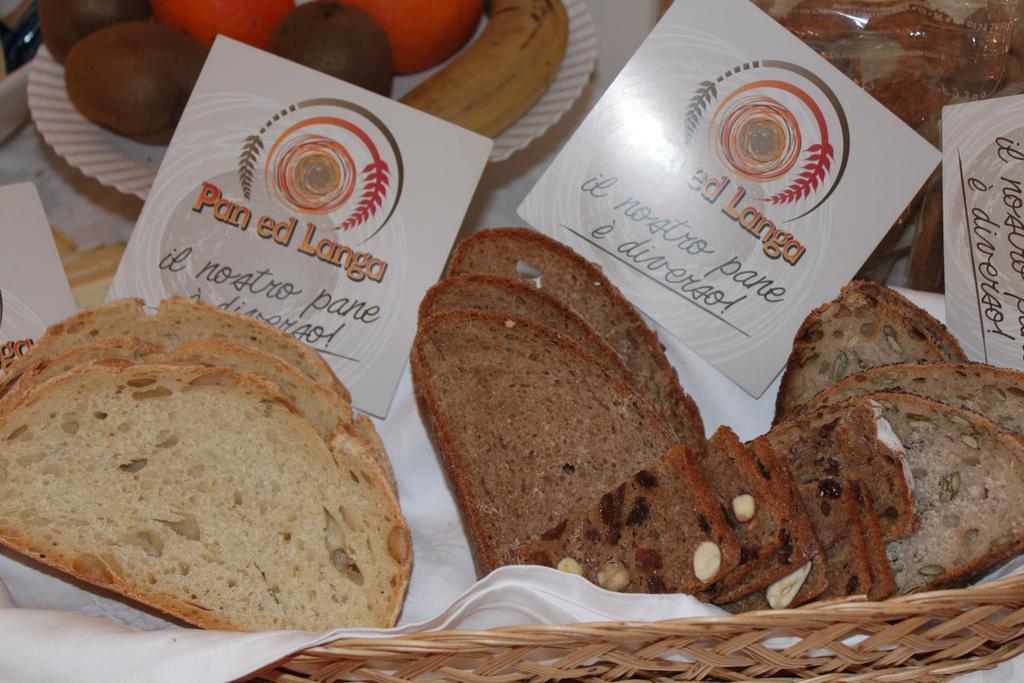 Pane prodotto con le nostre farine
