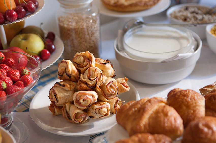 Una colazione golosa ogni giorno